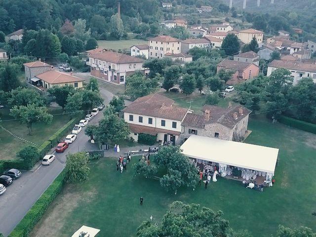 Il matrimonio di Danny e Martina a Fivizzano, Massa Carrara 21