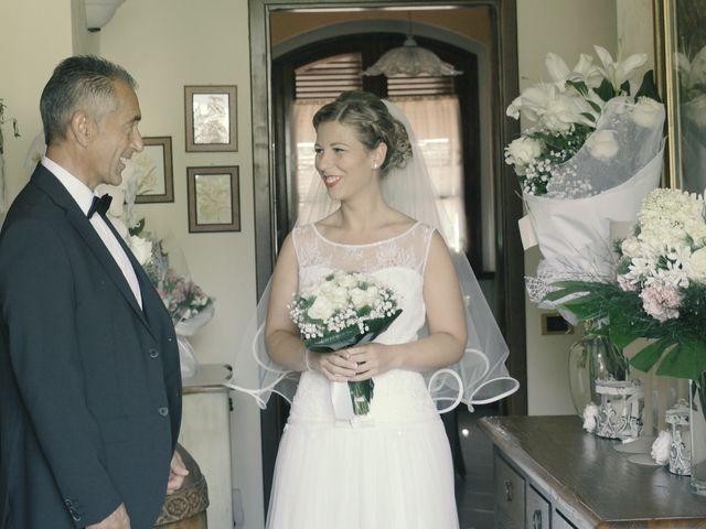 Il matrimonio di Danny e Martina a Fivizzano, Massa Carrara 26