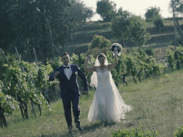 Il matrimonio di Danny e Martina a Fivizzano, Massa Carrara 28