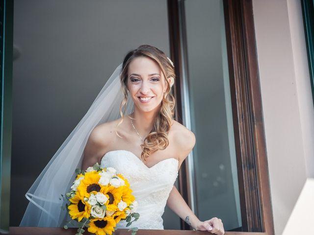 Il matrimonio di Andrea e Jessica a Pisa, Pisa 9
