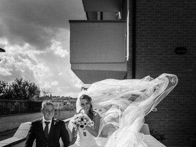 Il matrimonio di Andrea e Jessica a Pisa, Pisa 10