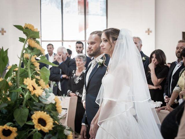Il matrimonio di Andrea e Jessica a Pisa, Pisa 12