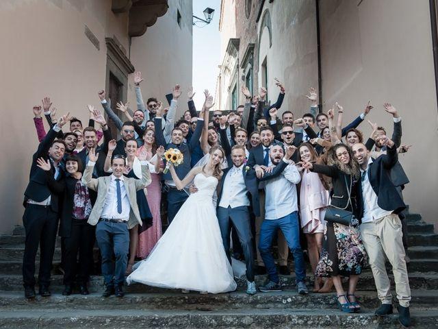 Il matrimonio di Andrea e Jessica a Pisa, Pisa 1