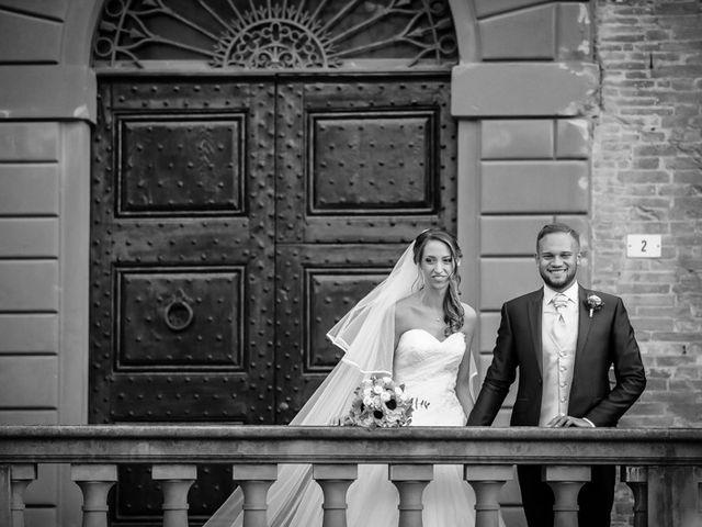 Il matrimonio di Andrea e Jessica a Pisa, Pisa 16