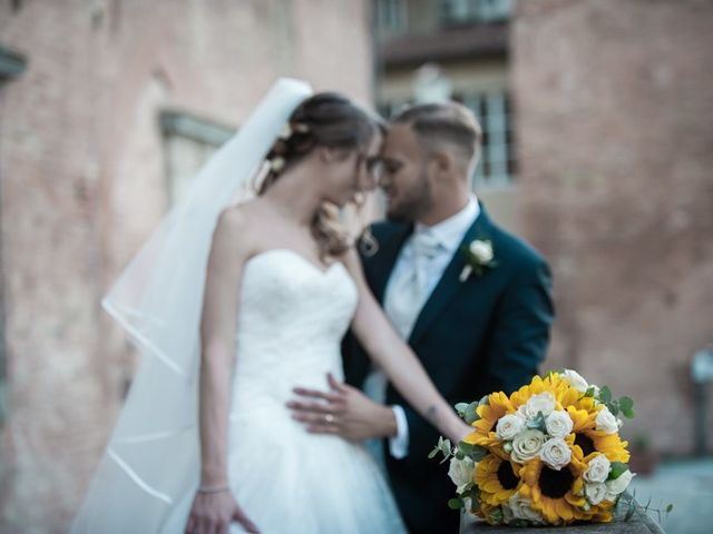 Il matrimonio di Andrea e Jessica a Pisa, Pisa 18