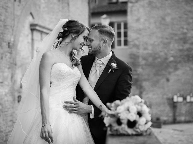 Il matrimonio di Andrea e Jessica a Pisa, Pisa 19