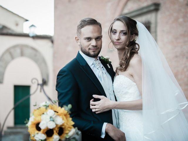 Il matrimonio di Andrea e Jessica a Pisa, Pisa 20