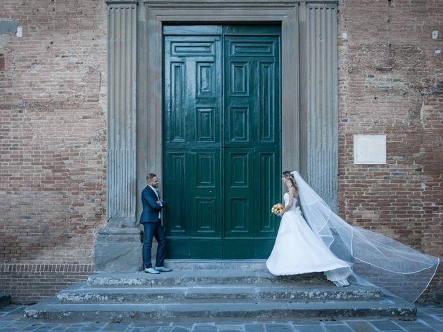 Il matrimonio di Andrea e Jessica a Pisa, Pisa 23