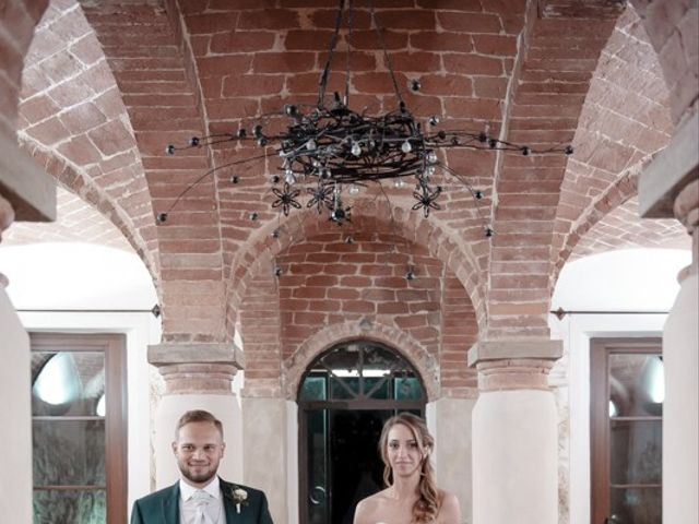 Il matrimonio di Andrea e Jessica a Pisa, Pisa 31