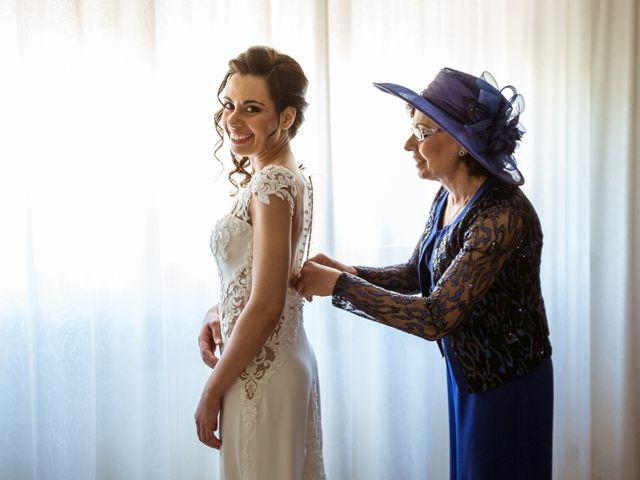 Il matrimonio di Rocco e Mariagrazia a Matera, Matera 15