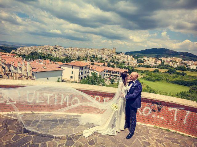 Il matrimonio di Rocco e Mariagrazia a Matera, Matera 25