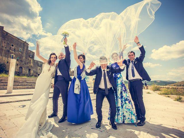 Il matrimonio di Rocco e Mariagrazia a Matera, Matera 27