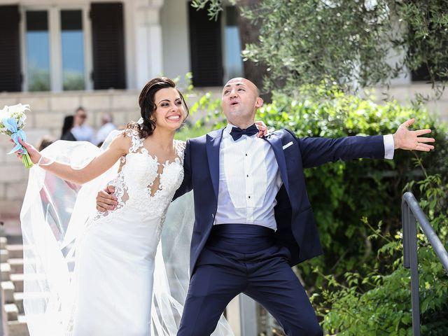 Il matrimonio di Rocco e Mariagrazia a Matera, Matera 56