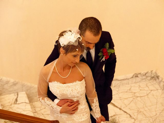 le nozze di Francesca e Eddy