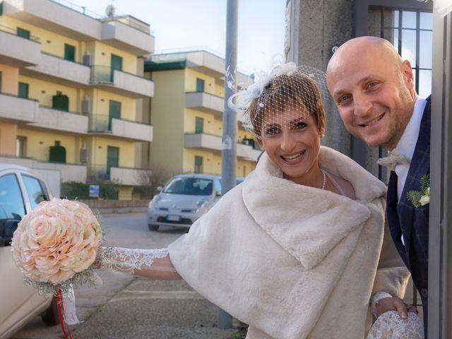 Il matrimonio di Eddy e Francesca a Montegranaro, Fermo 7