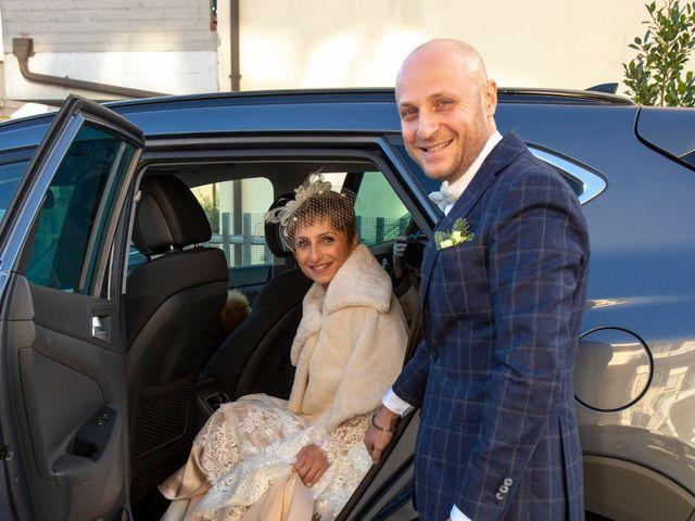 Il matrimonio di Eddy e Francesca a Montegranaro, Fermo 22