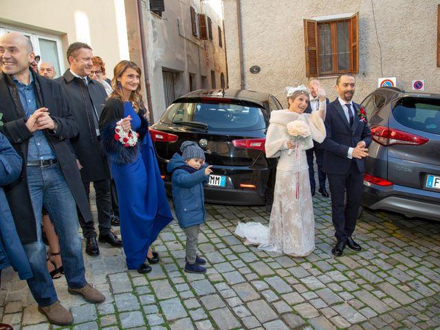 Il matrimonio di Eddy e Francesca a Montegranaro, Fermo 27