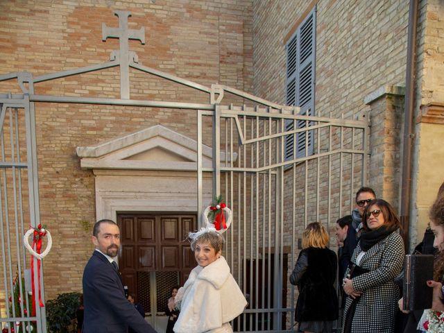 Il matrimonio di Eddy e Francesca a Montegranaro, Fermo 28