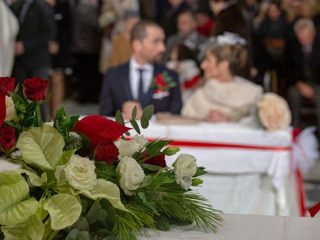 Il matrimonio di Eddy e Francesca a Montegranaro, Fermo 34