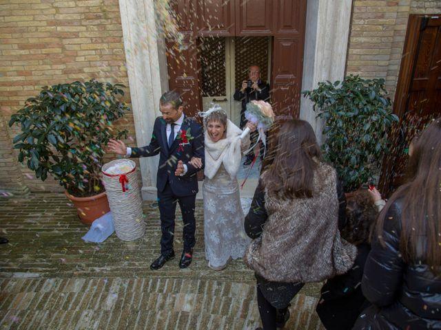 Il matrimonio di Eddy e Francesca a Montegranaro, Fermo 36