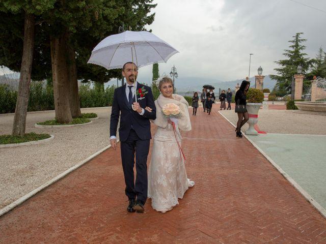 Il matrimonio di Eddy e Francesca a Montegranaro, Fermo 37