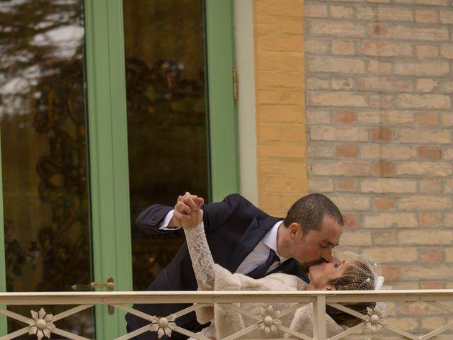 Il matrimonio di Eddy e Francesca a Montegranaro, Fermo 52