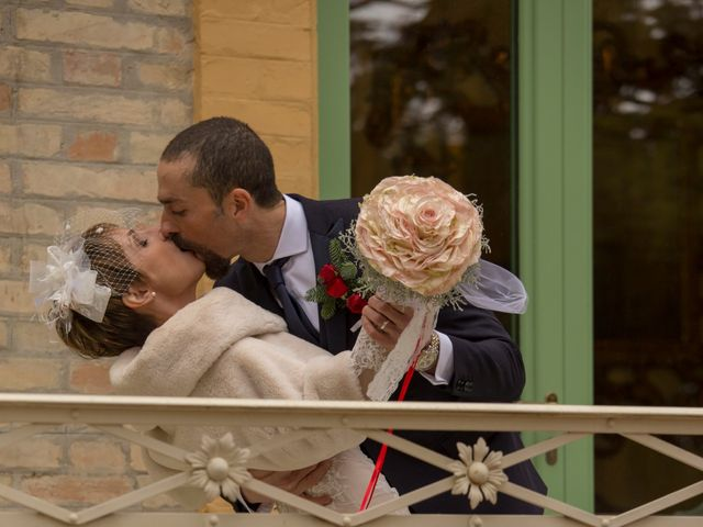 Il matrimonio di Eddy e Francesca a Montegranaro, Fermo 53