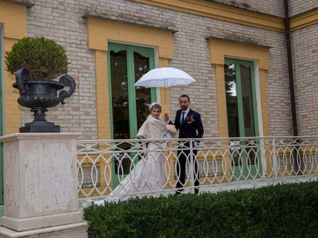 Il matrimonio di Eddy e Francesca a Montegranaro, Fermo 64