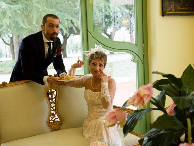 Il matrimonio di Eddy e Francesca a Montegranaro, Fermo 73