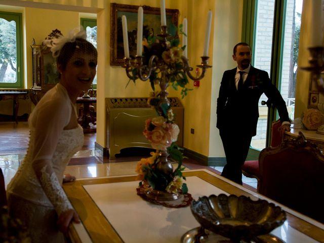 Il matrimonio di Eddy e Francesca a Montegranaro, Fermo 77