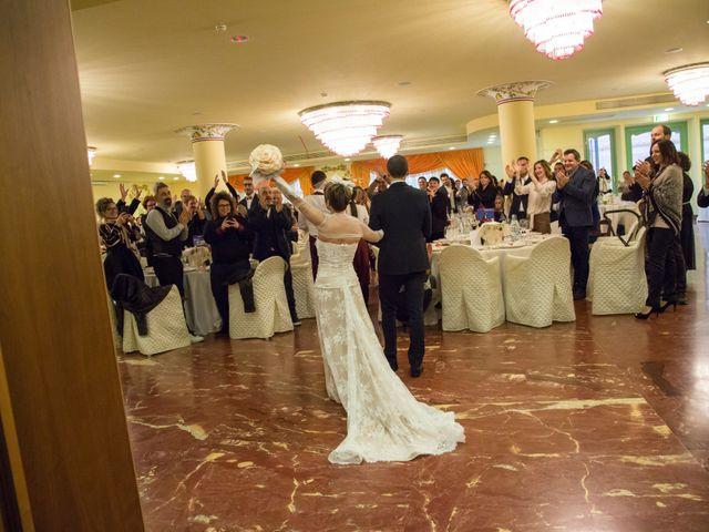 Il matrimonio di Eddy e Francesca a Montegranaro, Fermo 88
