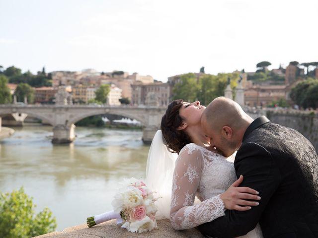 le nozze di Serena e Danilo