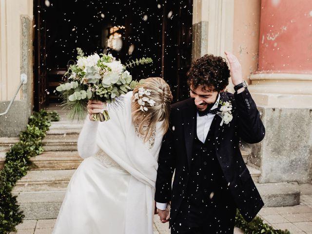 Il matrimonio di Lorenzo e Valentina a Chieri, Torino 48