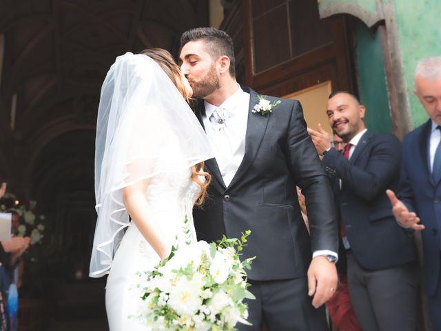 Le nozze di Sonia e Luigi