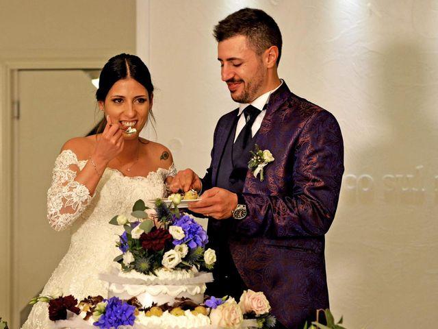 Le nozze di Mariapaola  e Marco