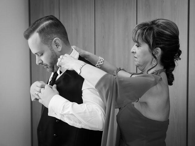 Il matrimonio di Maria Vittoria e Danilo a Muro Lucano, Potenza 1