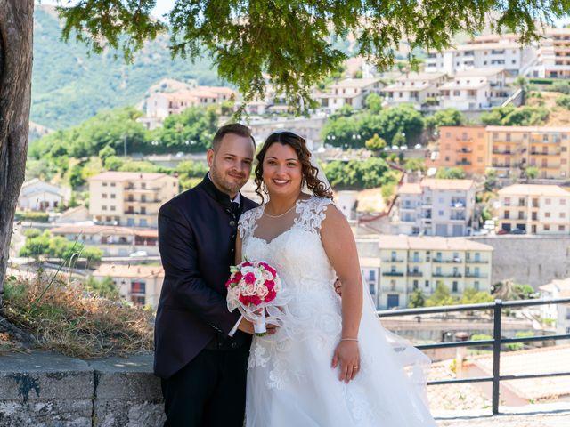 Il matrimonio di Maria Vittoria e Danilo a Muro Lucano, Potenza 7