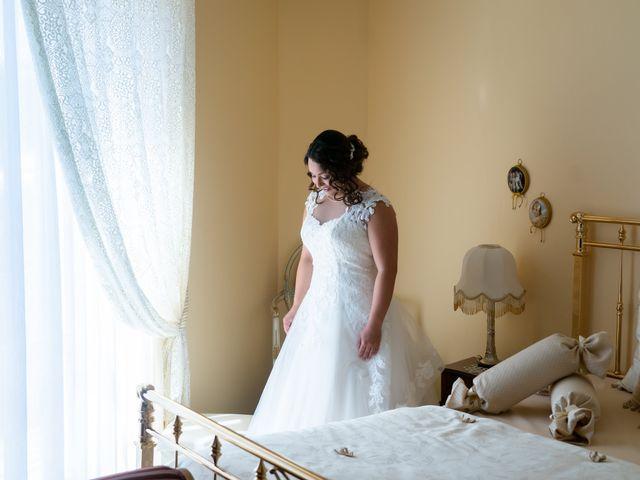 Il matrimonio di Maria Vittoria e Danilo a Muro Lucano, Potenza 13