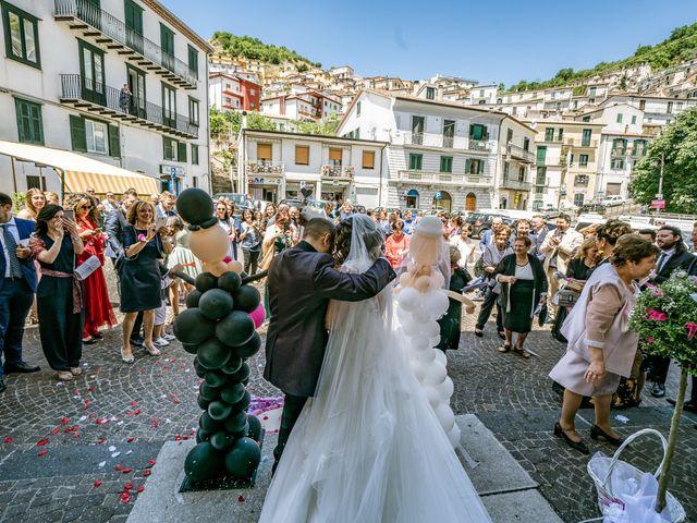Il matrimonio di Maria Vittoria e Danilo a Muro Lucano, Potenza 15