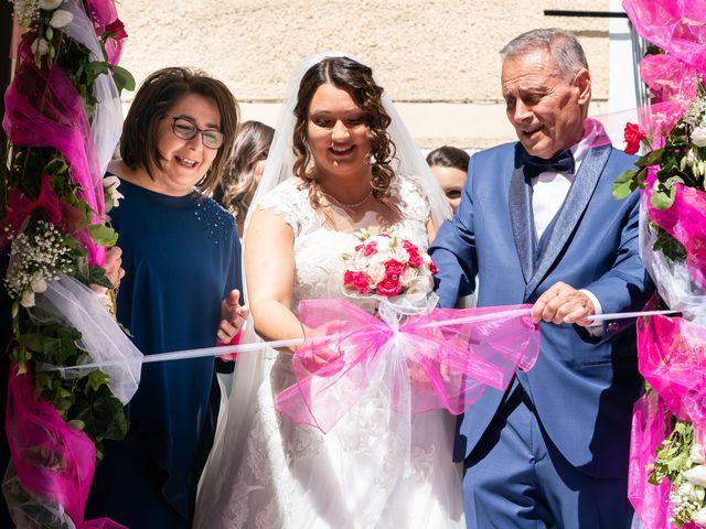 Il matrimonio di Maria Vittoria e Danilo a Muro Lucano, Potenza 16