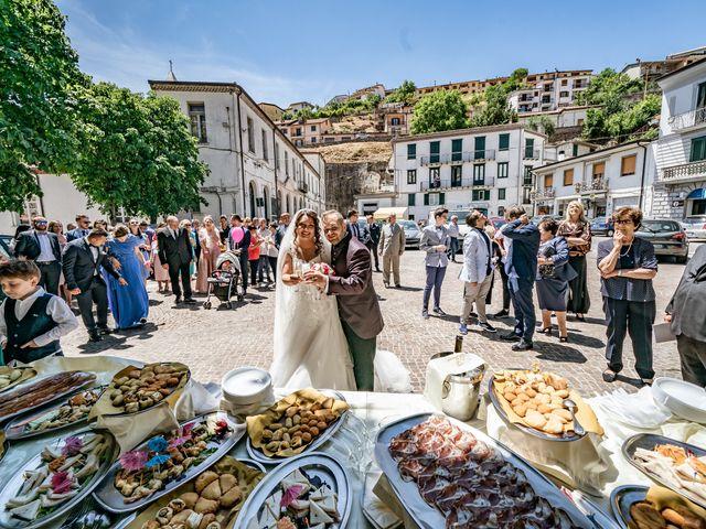 Il matrimonio di Maria Vittoria e Danilo a Muro Lucano, Potenza 22