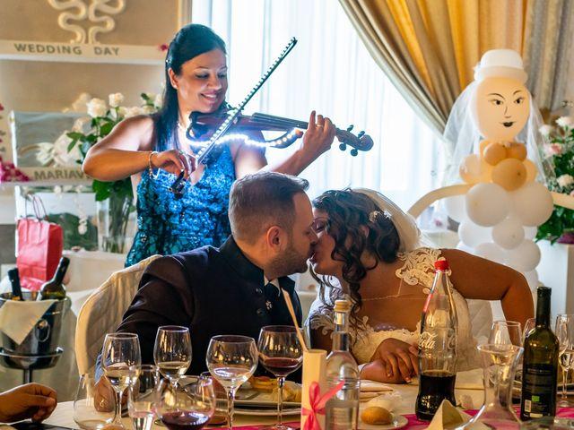 Il matrimonio di Maria Vittoria e Danilo a Muro Lucano, Potenza 23