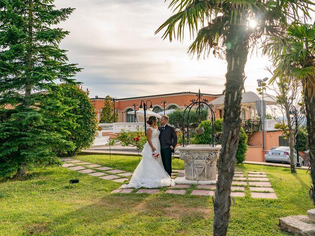 Il matrimonio di Maria Vittoria e Danilo a Muro Lucano, Potenza 25