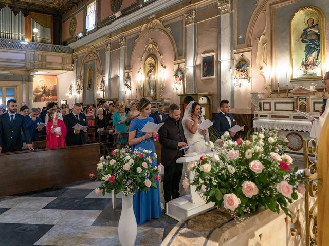 Il matrimonio di Maria Vittoria e Danilo a Muro Lucano, Potenza 29