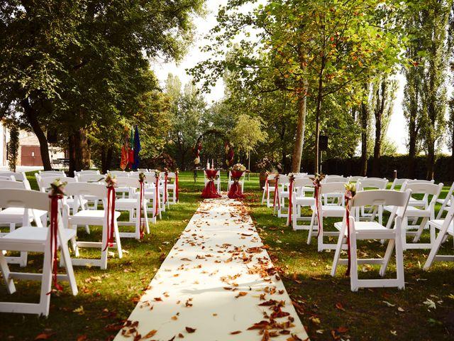 Il matrimonio di Giacomo e Lisa a Annone Veneto, Venezia 3