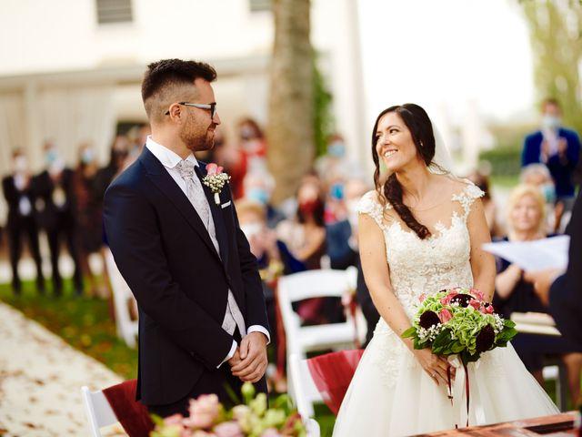 Il matrimonio di Giacomo e Lisa a Annone Veneto, Venezia 6