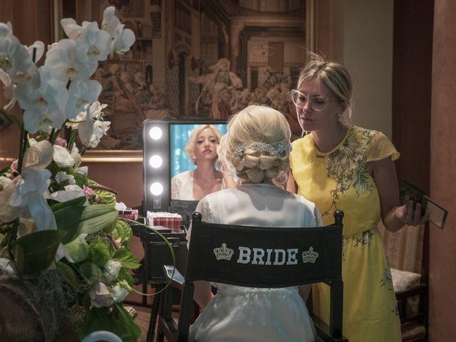 Il matrimonio di Tony e Soraya a Fenegrò, Como 6