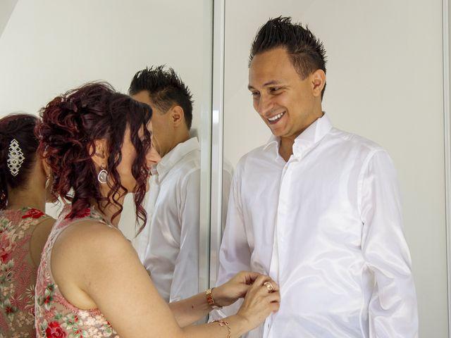 Il matrimonio di Tony e Soraya a Fenegrò, Como 12