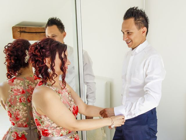 Il matrimonio di Tony e Soraya a Fenegrò, Como 13