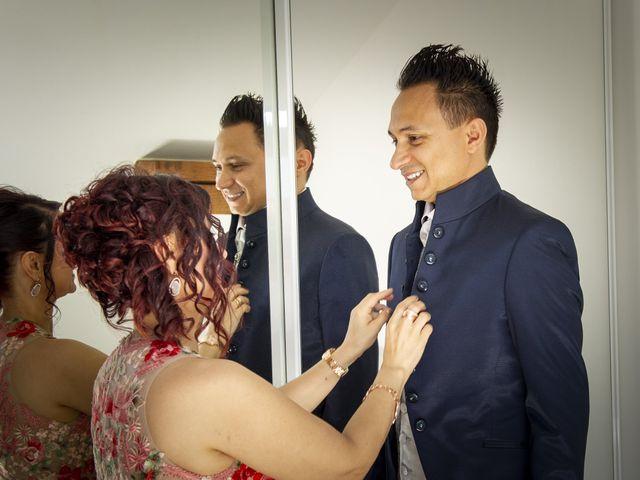 Il matrimonio di Tony e Soraya a Fenegrò, Como 16